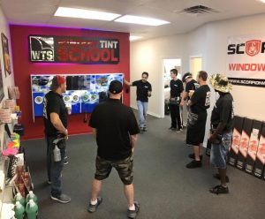 Window Tint School Training