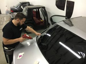 Hands-on Window Tint Training