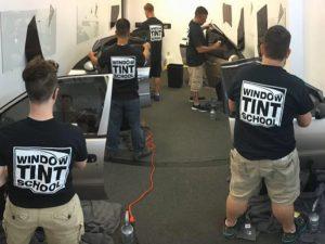 Hands-on Window Tint Training